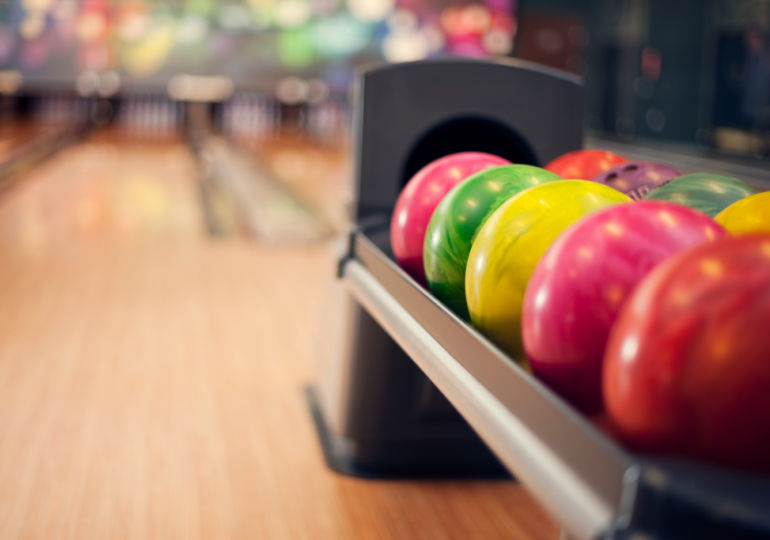 FREE Summer Bowling for Kids