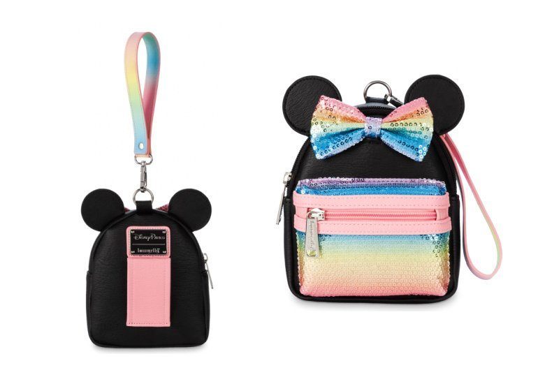 Disney Minnie Mouse Wristlet