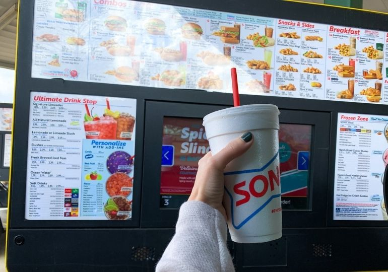 Sonic Coupons & Deals