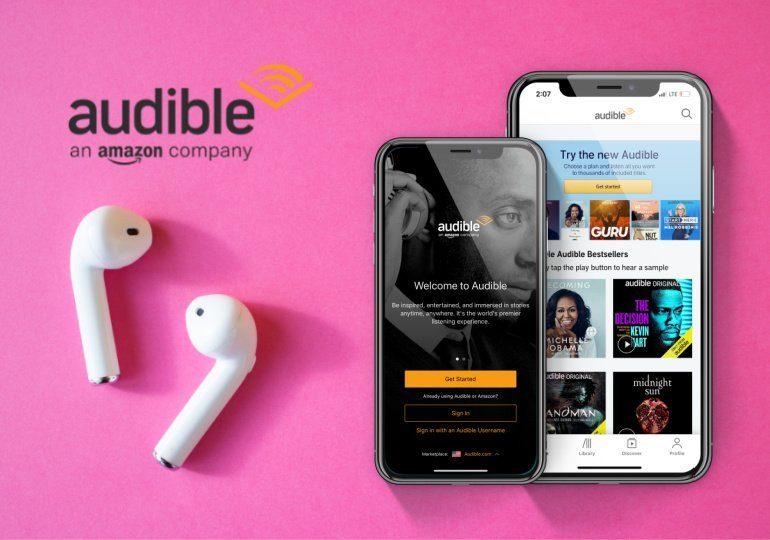 Amazon Audible Prime Day Sale