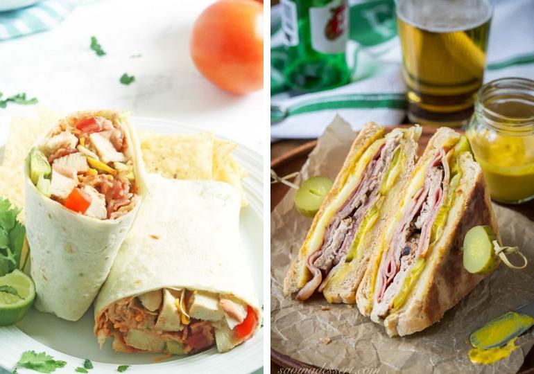 sandwich recipe ideas