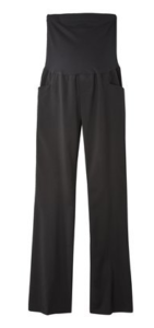 Maternity Black Lounge Pants